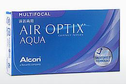 Kontaktlinsen Alcon AIR OPTIX AQUA MULTIFOCAL (AIR OPTIX AQUA MULTIFOCAL AOM6H)
