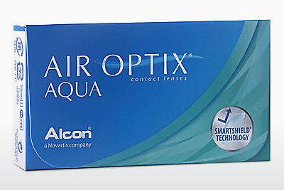 Kontaktlinsen Alcon AIR OPTIX AQUA (AIR OPTIX AQUA AOA6)