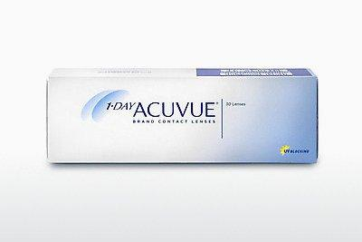 Kontaktlinsen Johnson & Johnson 1 DAY ACUVUE 1D2-30P-REV