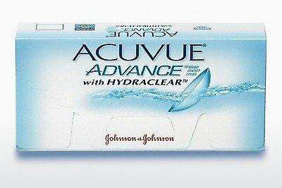 Kontaktlinsen Johnson & Johnson ACUVUE ADVANCE with HYDRACLEAR AVG-6P-REV