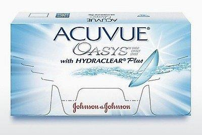 Kontaktlinsen Johnson & Johnson ACUVUE OASYS for ASTIGMATISM CYP-6P-REV
