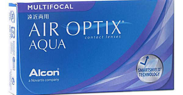 Alcon AIR OPTIX AQUA MULTIFOCAL AOM6M