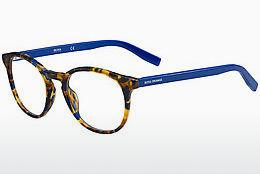 Brille Boss Orange BO 0201 7H9 - Blau, Braun, Havanna