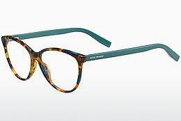 Brille Boss Orange BO 0202 7KQ - Grün, Braun, Havanna