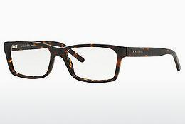 Brille Burberry BE2108 3002 - Braun, Havanna