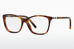 Brille Burberry BE2141 3316 - Braun, Havanna