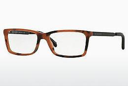 Brille Burberry BE2159Q 3518 - Braun