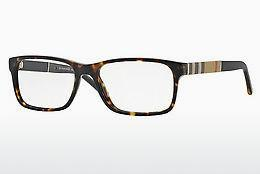 Brille Burberry BE2162 3002 - Braun, Havanna