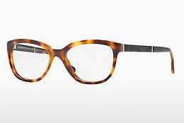 Brille Burberry BE2166 3316 - Braun, Havanna