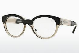 Brille Burberry BE2209 3558 - Schwarz