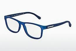 Brille Dolce & Gabbana OVER-MOLDED RUBBER (DG5003 2692) - Blau