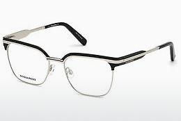 Brille Dsquared DQ5240 016 - Silber