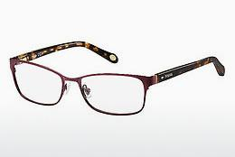 Brille Fossil FOS 6065 RUC - Rot