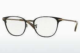 Brille Paul Smith MADDOCK (PM4070 5219) - Grün, Gold