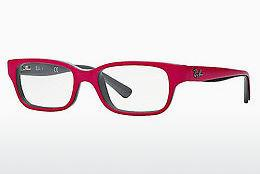 Brille Ray-Ban Junior RY1527 3575 - Rot