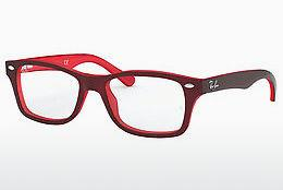 Brille Ray-Ban Junior RY1531 3592 - Rot