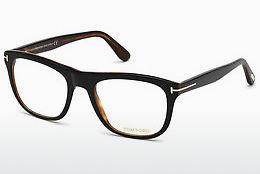 Brille Tom Ford FT5480 001 - Schwarz