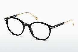 Brille Tom Ford FT5485 001 - Schwarz