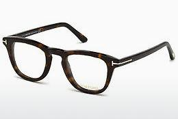 Brille Tom Ford FT5488-B 052 - Braun, Havanna