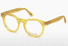 Brille Tom Ford FT5489 041 - Gelb
