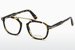 Brille Tom Ford FT5495 056 - Braun, Havanna