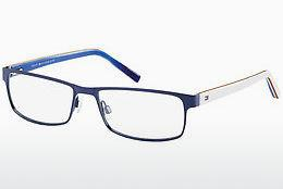 Brille Tommy Hilfiger TH 1127 4XR - Blau