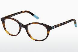 Brille Tommy Hilfiger TH 1144 05L - Braun, Havanna