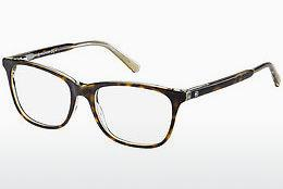 Brille Tommy Hilfiger TH 1234 1IL - Braun, Havanna