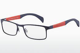 Brille Tommy Hilfiger TH 1259 4NP - Blau