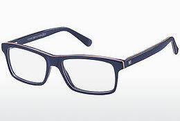 Brille Tommy Hilfiger TH 1328 VLK - Blau