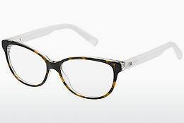 Brille Tommy Hilfiger TH 1364 K2W - Braun, Havanna