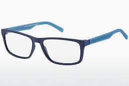 Brille Tommy Hilfiger TH 1404 R6I - Blau