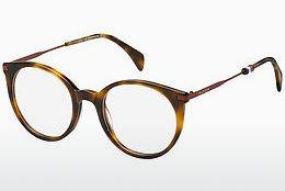 Brille Tommy Hilfiger TH 1475 SX7 - Braun, Havanna