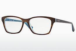 Brille Vogue VO2714 2014 - Blau, Braun, Havanna