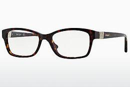 Brille Vogue VO2765B W656 - Braun, Havanna