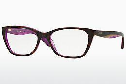Brille Vogue VO2961 2019 - Purpur, Braun, Havanna