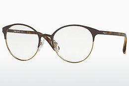 Brille Vogue VO4011 997 - Braun, Gold