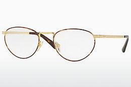 Brille Vogue VO4084 5078 - Gold, Braun, Havanna
