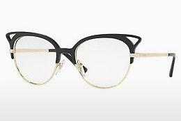 Brille Vogue VO5138 W44 - Schwarz, Gold