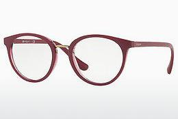 Brille Vogue VO5167 2555 - Rot, Transparent