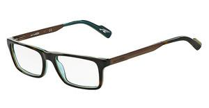 Arnette AN7051 1103 TOP HAVANA ON GREEN/TRANSP