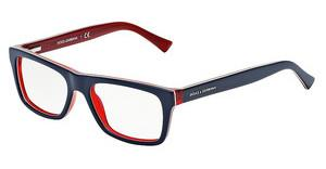 Dolce & Gabbana DG3205 1872 TOP BLUE ON RED