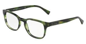 Dolce & Gabbana DG3260 3066 STRIPED GREEN