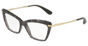 Dolce & Gabbana DG5025 504 TRANSPARENT GREY
