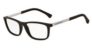 Emporio Armani EA3069 5064 BROWN RUBBER