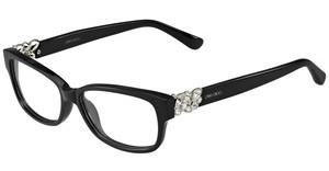 Jimmy Choo JC125 29A SHN BLACK