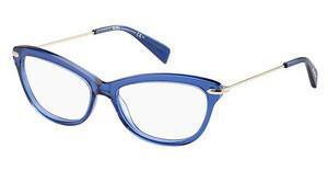 Max Mara MM 1202 8XN BLUE GOLD