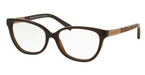Michael Kors MK4029 3116 DARK BROWN TIGERS EYE