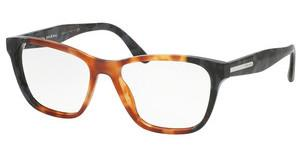 Prada PR 04TV U6L1O1 LIGHT HAVANA/SPOTTED GREY
