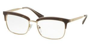 Prada PR 08SV UED1O1 OPAL BROWN/BEIGE/OPAL BROWN